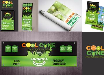 Cool Cane Branding